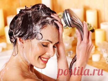 Домашний шампунь - витаминная бомба для истощенных и поврежденных волос!