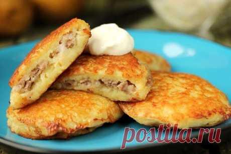 Картофельные драники - 12 вкусных и быстрых рецептов пошагово (с фото)