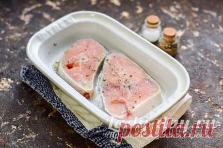 Горбуша в кефире, запеченная в духовке: рецепт с фото | Простые рецепты с фото
