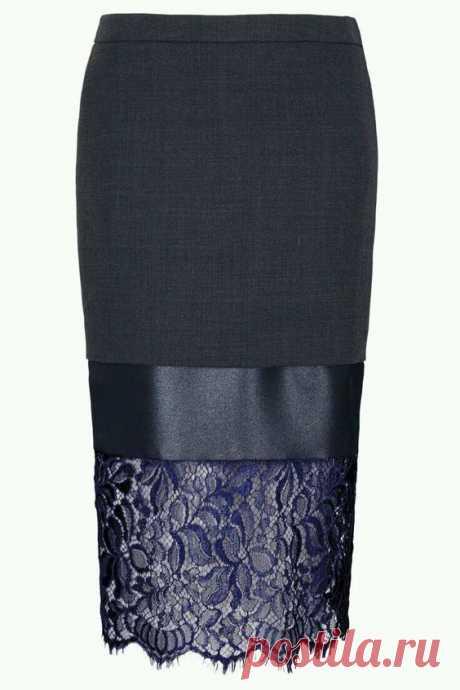 Шьём зимнюю юбку. 27 лучших фасонов сезона