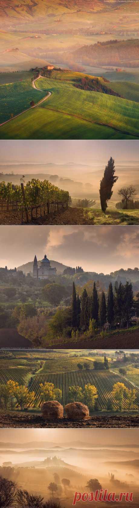 >> Осенняя Тоскана | ФОТО НОВОСТИ