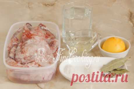 Маринованные кальмары - рецепт