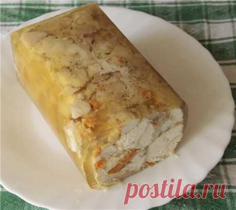 Сальтисон куриный в тетрапаке. - My izumrud Прекрасная альтернатива колбасным изделиям. Подходит для детского и диетического питания.