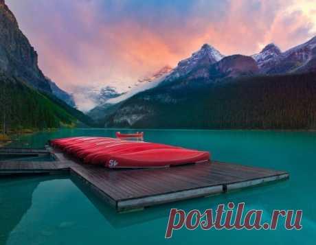 Los paisajes que hechizan del Canadá