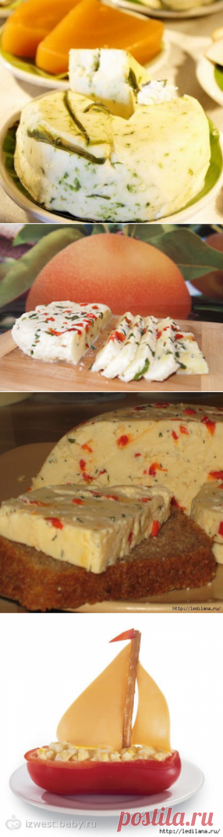 10 рецептов лучших домашних сыров