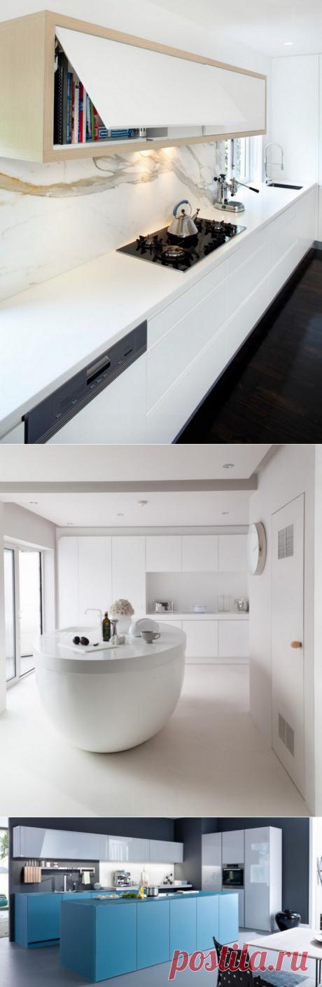 Шкафы без ручек: плюсы, минусы и всё про механизмы – Roomble.com