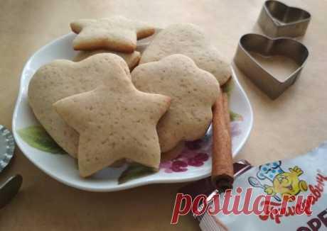 (16) Новогодние или рождественские имбирные пряники - пошаговый рецепт с фото. Автор рецепта Анастасия . - Cookpad