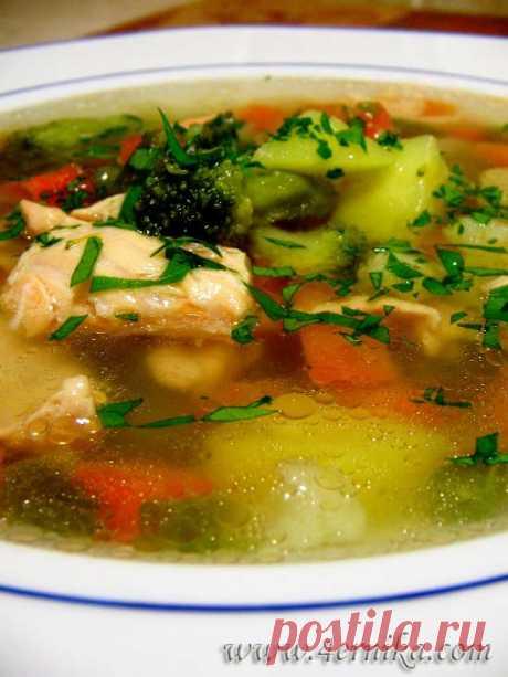 4ernika » Быстрый рыбный суп