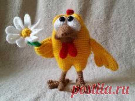 МК Цыплятки - МК по вязанию игрушек - Форум почитателей амигуруми (вязаной игрушки)