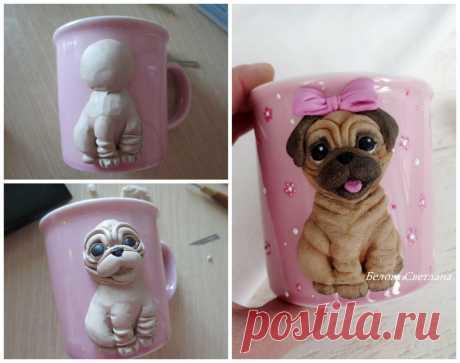 Мини МК для любителей собак ...)) | Журнал Ярмарки Мастеров