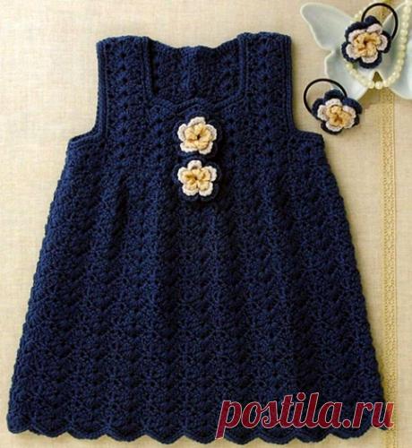 Dress Model Jumper Baby store yarn beautiful Crochet   FREE PATTERNS