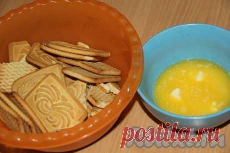 """Йогуртовый торт без выпечки """"Персиковое наслаждение"""" - 12 пошаговых фото в рецепте"""