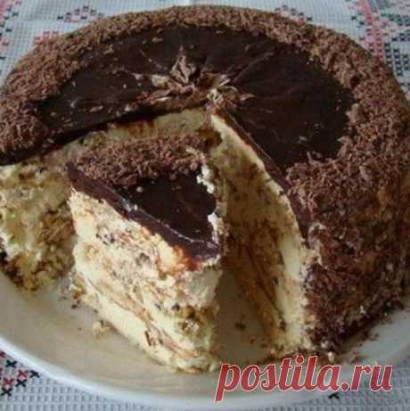 """""""Киевский"""" торт"""