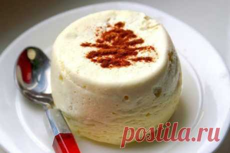 Творожное суфле в микроволновке рецепты на сайте Всё о десертах