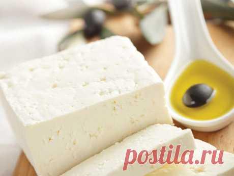 Рецепт сыра Фета   Рецепты сыра   Сырный Дом: все для домашнего сыроделия
