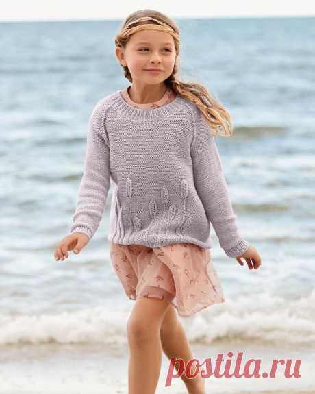 Детский свитер Kornaker - Вяжи.ру