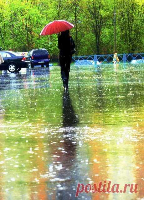 А знаешь дождь... ты в детстве был теплее (Татьяна Сергеевна Григорьева) / Стихи.ру - национальный сервер современной поэзии