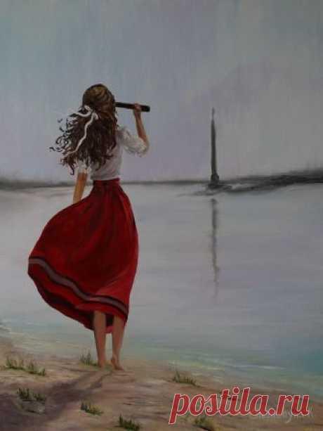 (9) Полина Леонова - Вспоминаю свои девичьи подростковые годы. Даже...