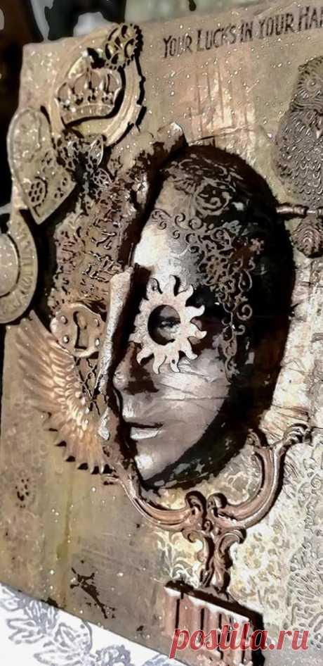 Klair. V. Mixed Media Artist!: My phantom of the opera!!!