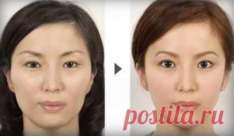 Японский массаж лица Коруги: самомассаж в домашних условиях