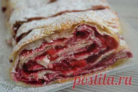 Никто не верит что такой пирог я готовлю из лаваша! - topovoye.ru