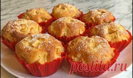 Любимый десерт королей: английские кексы или маффиныс начинкой | Noteru.com