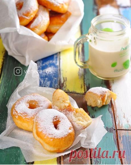 Кабартма (пончики) - Вкусная пауза — LiveJournal