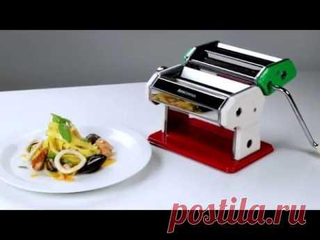 Strojek pro přípravu těstovin DELÍCIA + tricolore