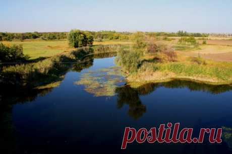 Природный парк Донской