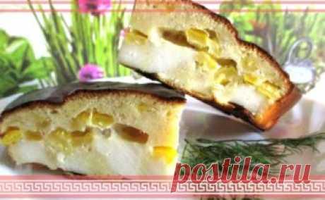 Диетический пирог с сыром. Рецепт с пошаговыми фото