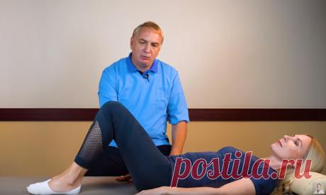 Доктор Павел Евдокименко: Больные колени лечит одно простое упражнение | Голос Правды – Новости Красноармейского района