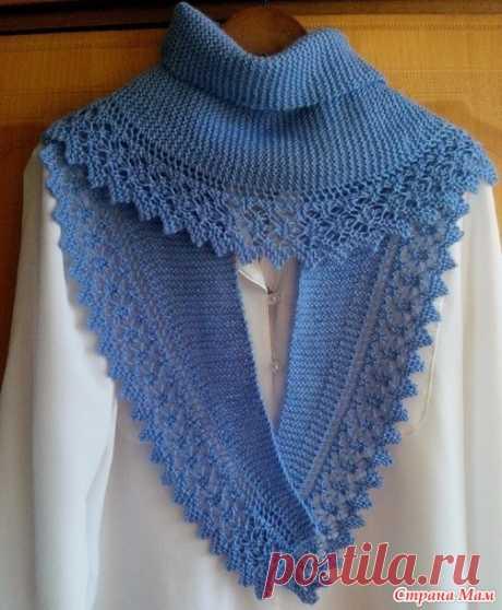 Идеи для подарков: шарфики - Вязание - Страна Мам
