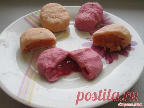Постный диетический десерт. Нежные и необычные японские моти - Люблю готовить - Страна Мам