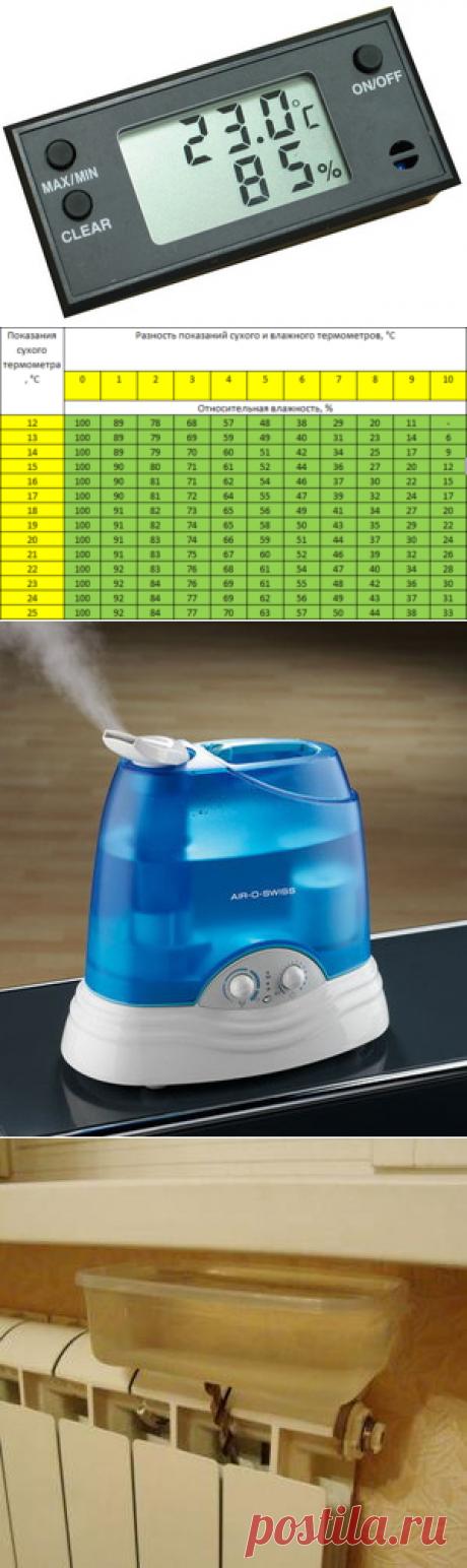 Какая должна быть влажность в квартире: выбираем комфортную влажность воздуха