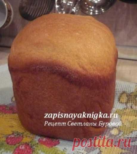 Хлеб сметанный