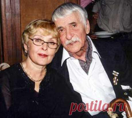 Ада Роговцева и Константин Степанков: «И через все тебя я чувствую…»