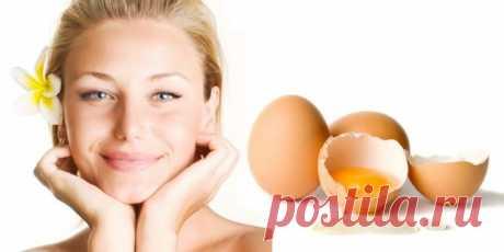 Белок от прыщей — лучшие рецепты яичных масок для лица