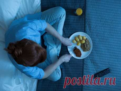 Что нельзя есть на ночь Поговорим сегодня о ночных перекусах с клиническим психологом Анной Сметанниковой. Она подскажет, почему лучше ложиться спать на голодный желудок