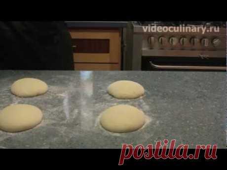 Тесто для пиццы - Рецепт Бабушки Эммы