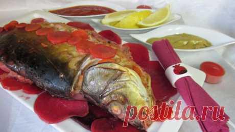 Как приготовить фаршированную рыбу? | Еда и кулинария