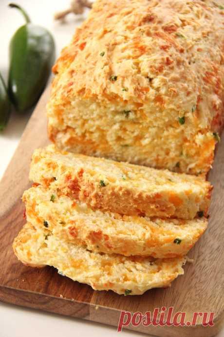 Сырный хлеб с кабачком — аппетитная альтернатива привычной выпечке | Женский журнал
