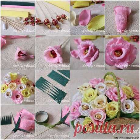 BOUQUET FROM CANDIES