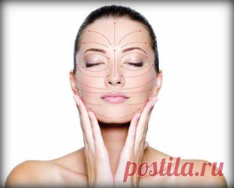 Лимфодренажный массаж лица — эффективный способ поддерживать кожу молодой