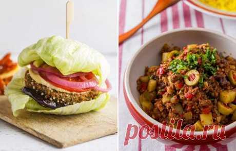 5 мясных блюд на основе фарша, которые можно приготовить за четверть часа