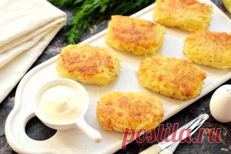 Хашбраун – картофельные драники по-американски (честно говоря, они намного вкуснее наших) - Женский журнал
