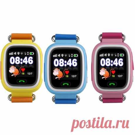 Приобрела детские часы с gps трекером и функцией телефона.  Модель выбрала Smart Baby Watch Q80, потому что ее плюсы: - Улучшенный gps-трекер - WI-FI локация - Новый сенсорный цветной экран - Датчик снятия с руки - Удобный слот для sim-карты Рекомендую всем мамам!