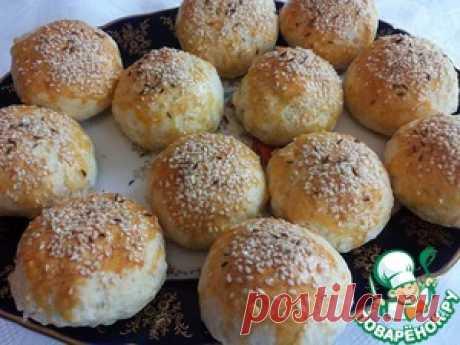 Погача по-турецки - кулинарный рецепт