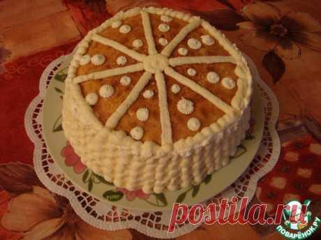 Блинный торт со сметанным кремом https://www.povarenok.ru/recipes/show/72754/ —------------------------------------------------------- Очень нежный, многослойный тортик, просто тает во рту! Совсем несложный в приготовлении.