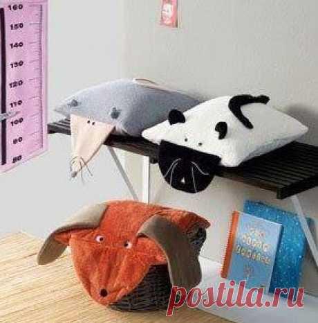 Las almohadas entretenidas