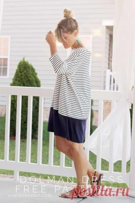 Dress pattern - t-shirts (Diy) \/ Simple patterns \/ Second Street